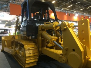 2015 / Mechanic Shovel – Excavator – Deliveries ex China to Intermat exhibition France – 65 tons