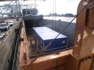 2006 / Dresser – DSME 2 compressors 2 x 150 tons ex Rotterdam – Dest South Korea –